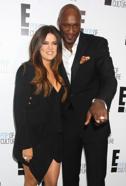 Lamar & Khloe