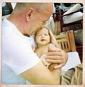 Bruce Willis, Daughter