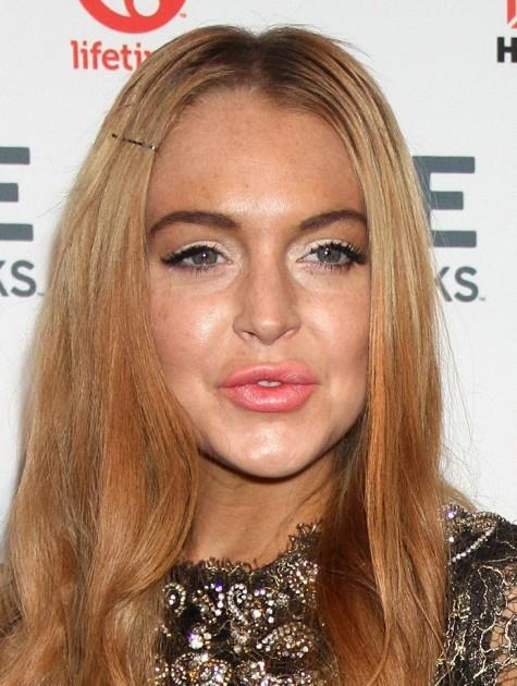 Lindsay Lohan: Lip Service