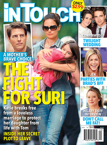 The Fight For Suri
