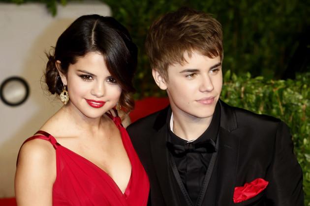 Selena Gomez and Justin Bieber Together