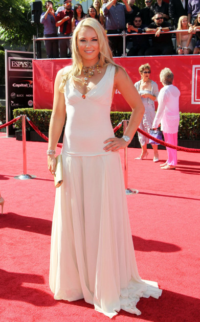 Lindsey Vonn at 2012 ESPYs