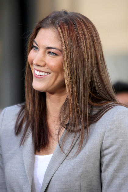 Hope solo nude celebrity photos who s been hacked the hollywood