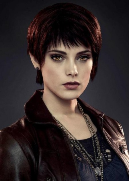 Ashley Greene as Alice Cullen