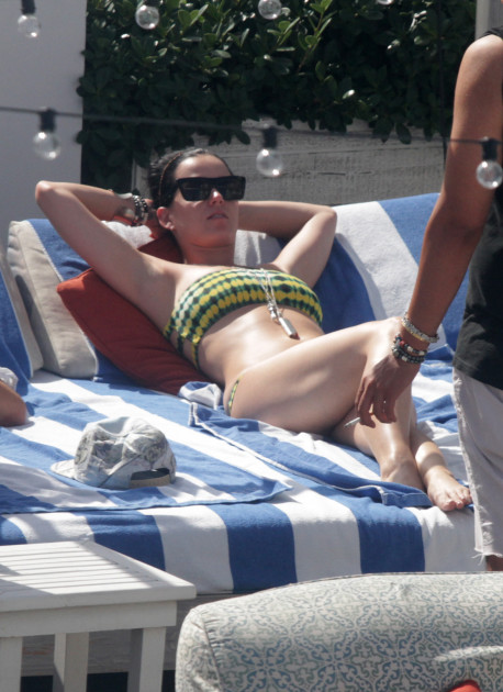 Katy Perry in Bikini