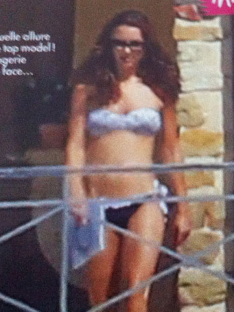 Kate Middleton Bikini Photo