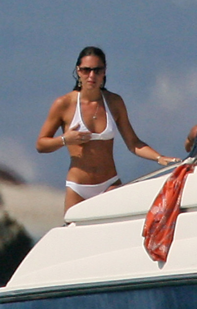 Kate Middleton, Bikini