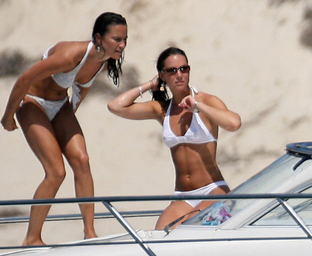 Pippa Middleton Bikini Photo
