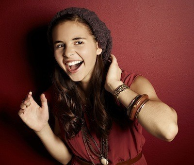 Carly Rose Sonenclar: The Voice