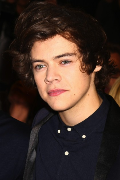Harry Up Close
