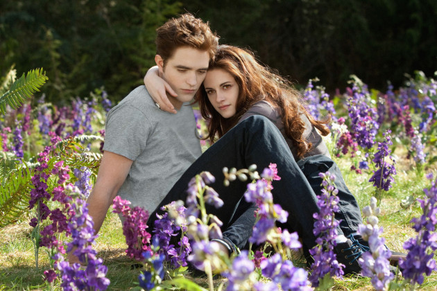 Kristen Stewart in Breaking Dawn Part 2