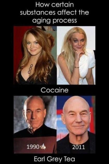 Lindsay Lohan: Cocaine