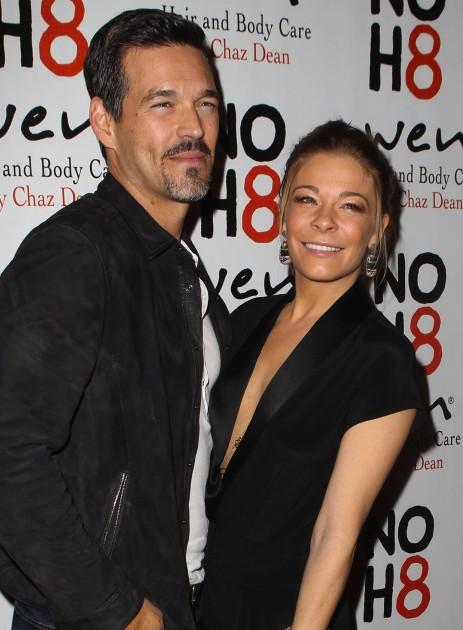 Eddie and LeAnn