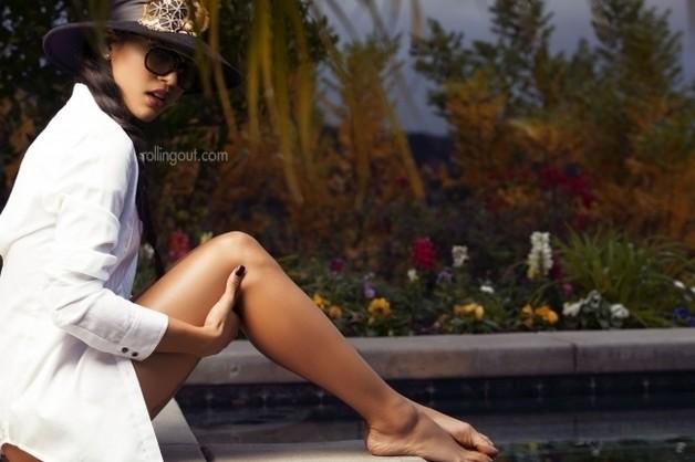 Karrueche Tran Legs