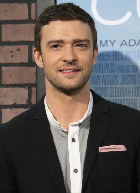 Justin Timberlake Looking Adorable