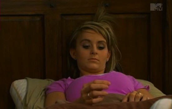 Leah Messer on Teen Mom 2 Pic