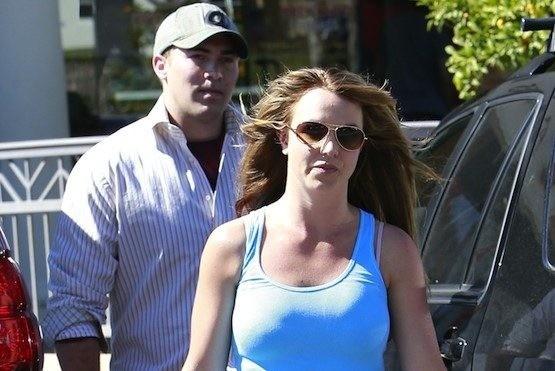 Britney Spears, David Lucado