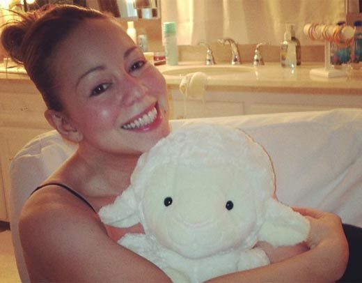 Mariah Carey No Makeup