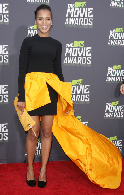 Kerry Washington at MTV Movie Awards