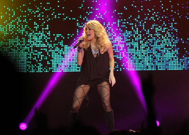 Carrie Underwood Concert Photo