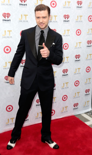 Justin Timberlake: The Thumbs Up