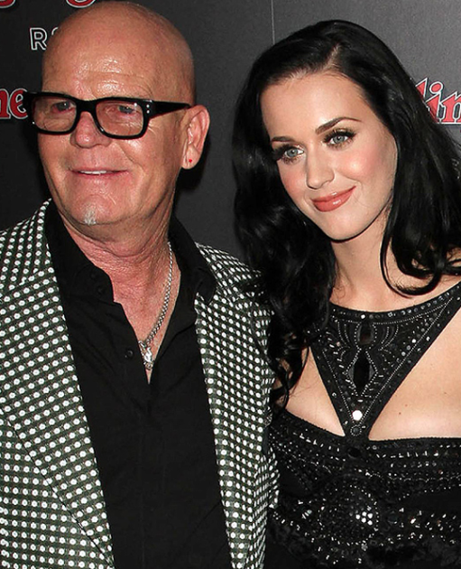 Katy Perry and Keith Hudson