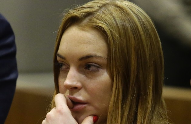 Lindsay Lohan: Wasted!