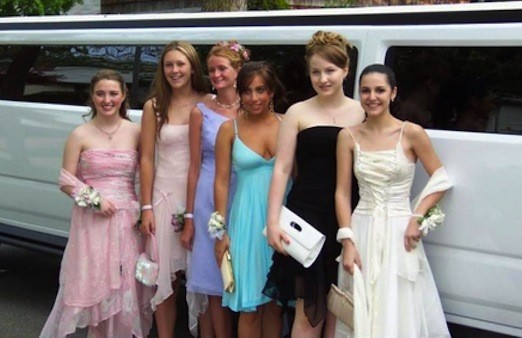 Lady Gaga Prom Photo