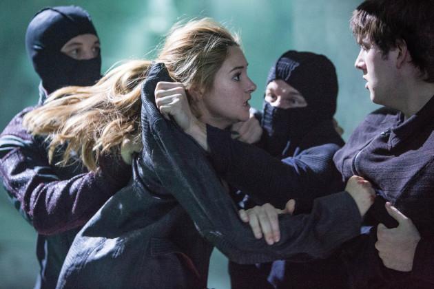 Shailene Woodley in Divergent