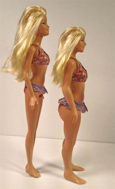 Normal Barbie Pics