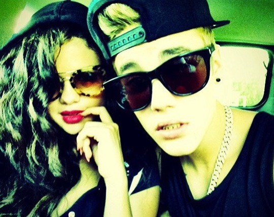 Justin Bieber Selena Gomez Instagram Photo