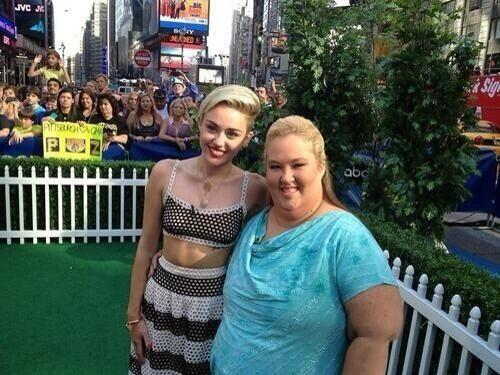 Miley Cyrus and Jun Shannon