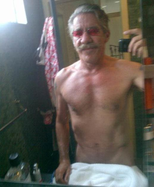 Geraldo Rivera Nude