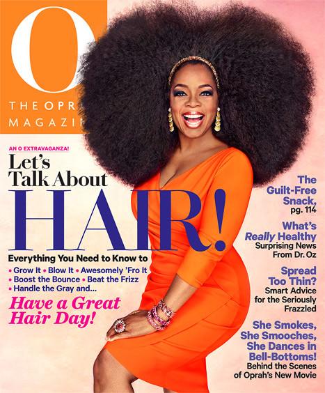 Oprah Winfrey: Gum!