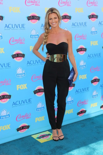Erin Andrews at Teen Choice Awards