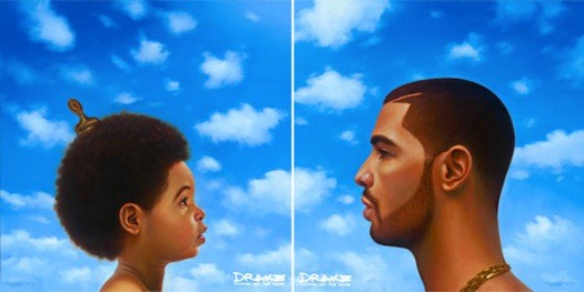 "Drake ""Nothing Was the Same"" Album Cover"