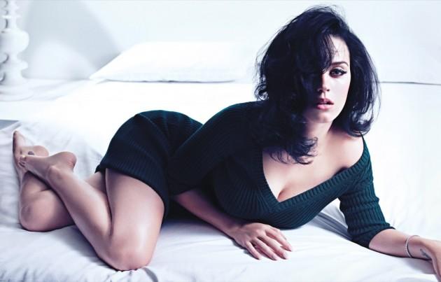 Katy Perry W Magazine Photo