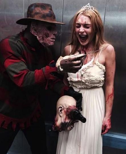 Lindsay Lohan: Gettin' Freaky