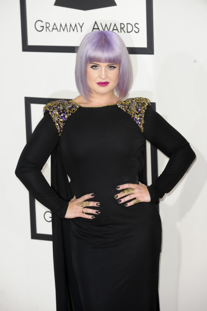 Kelly Osbourne At The 2014 Grammys