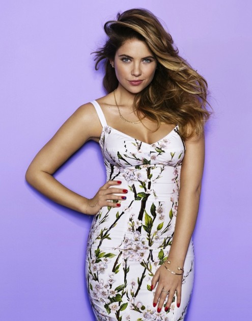 Ashley Benson for Cosmopolitan