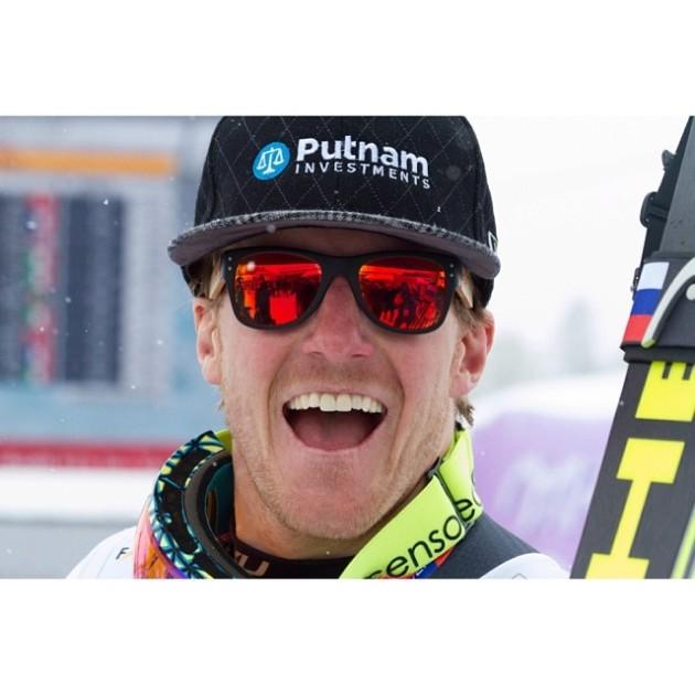Ted Ligety, Sochi Olympics Hottie