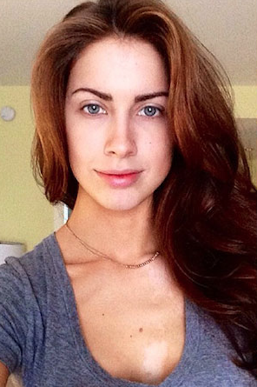 Katherine Webb: No Makeup!