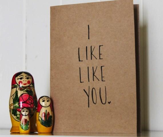 I Like Like You