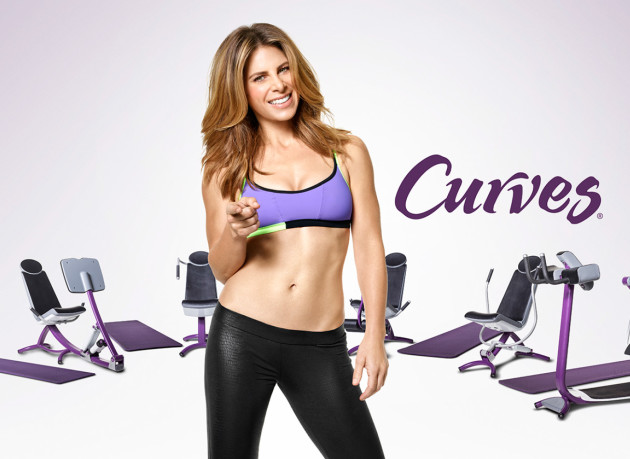 Jillian Michaels for Curves