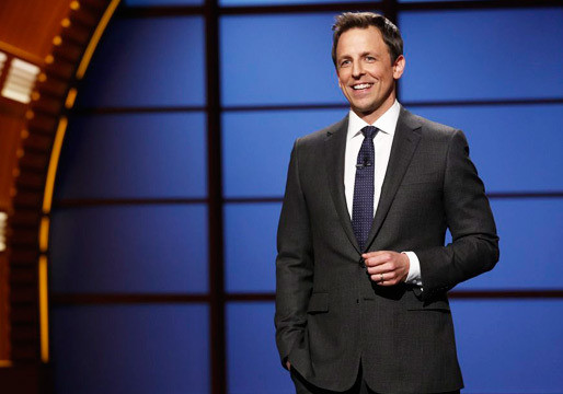Seth Meyers as Host