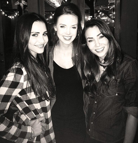 Andi Dorfman and Friends