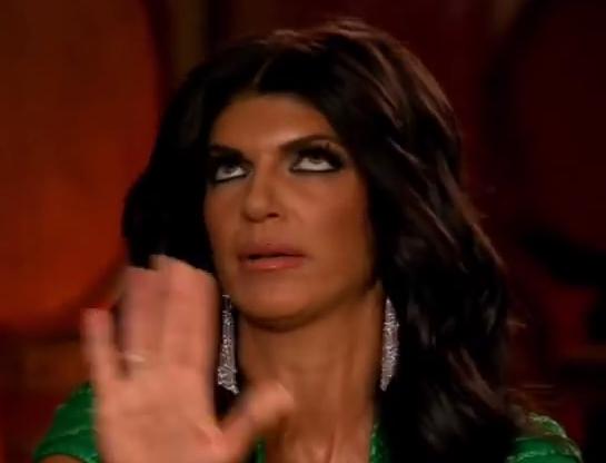 Teresa Giudice: Talk to the Hand