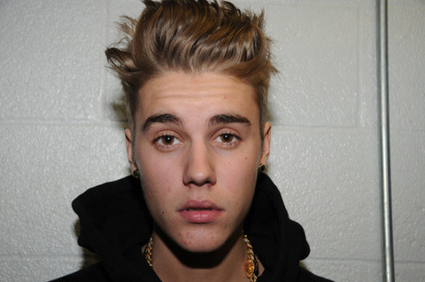 Justin Bieber Arrest Photo