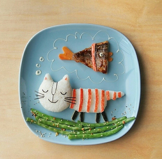 A Work of Adorable, Delicious Art