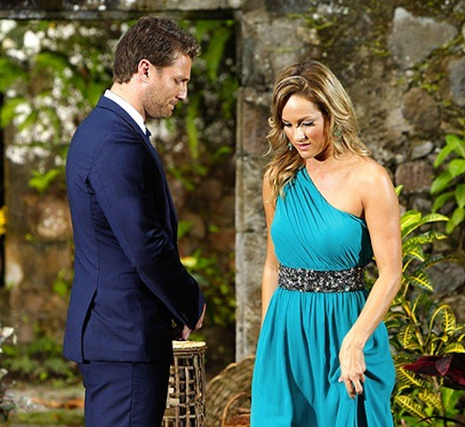 Clare Crawley and Juan Pablo